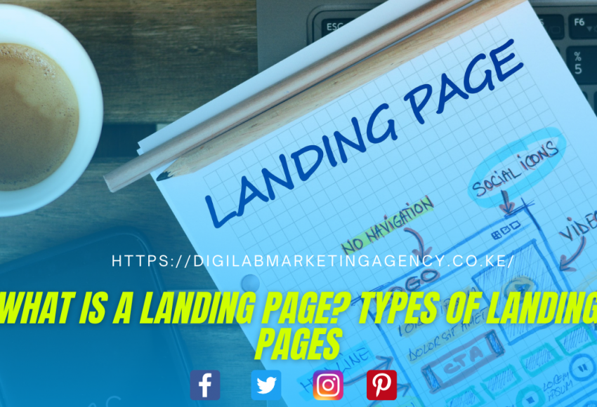 What is a Landing Page? How to Drive Traffic & Sales With Landing Pages