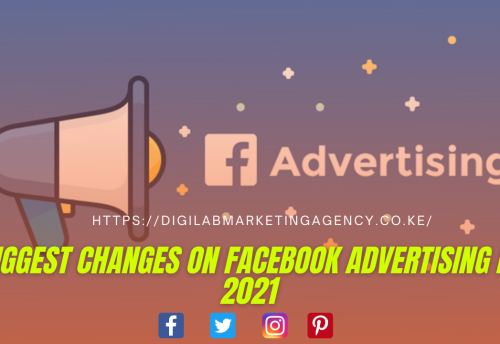 Biggest Changes on Facebook Advertising in 2021