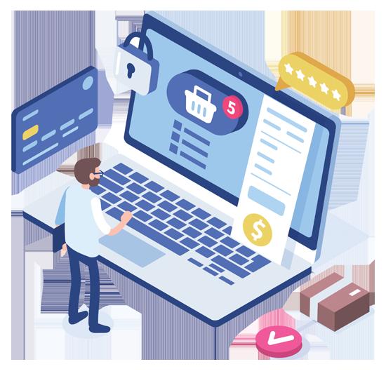 Free E-Commerce web Development and Design