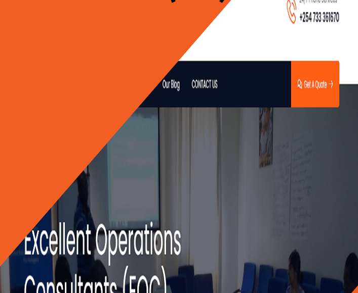 Excellent Operations Consultants (EOC)